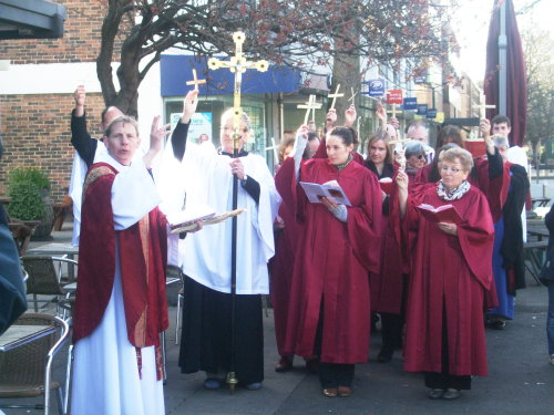 The Choir in Summertown