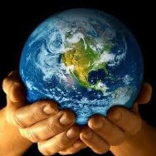 Eco Earth in Hands