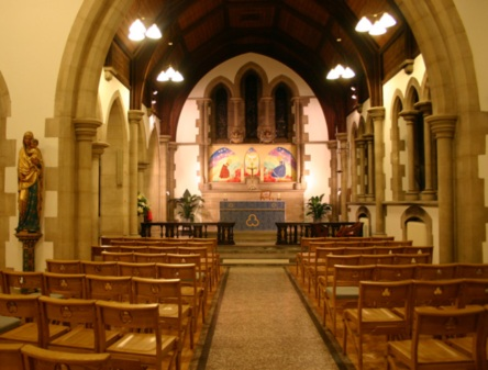 View of the Lady Chapel